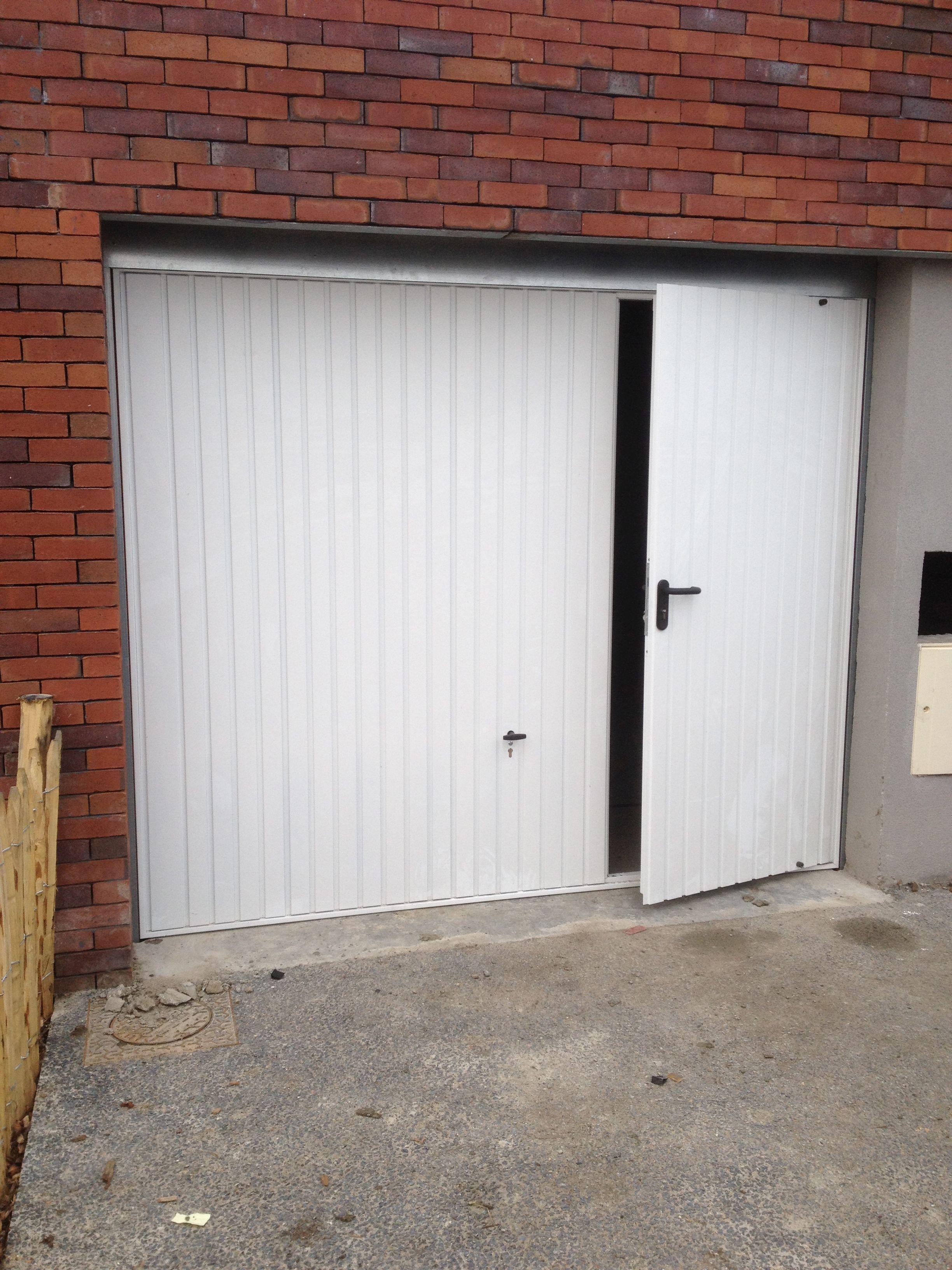Novoferm noviso novorol novoside dhaze portes de garage - Porte garage basculante avec portillon ...