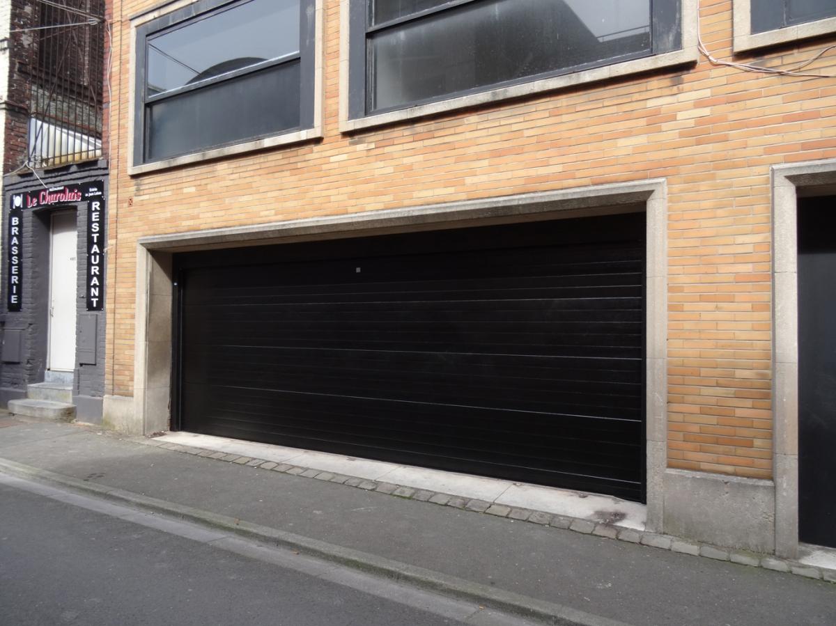 Exemples De Poses Ou Installations DHAZE Portes De Garage - Largeur porte garage